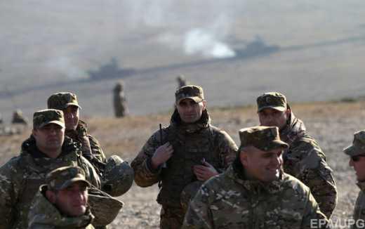 Грузинские власти разрешили своим гражданам воевать на Донбассе, но только на стороне Украины