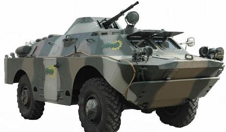 «Укроборонпром» начал производство новых БРДМ-2Ди «Хазар»