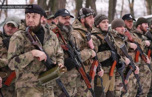 Донбасс — это не Москва: Кадыровцы поплатились жизнью за лезгинку