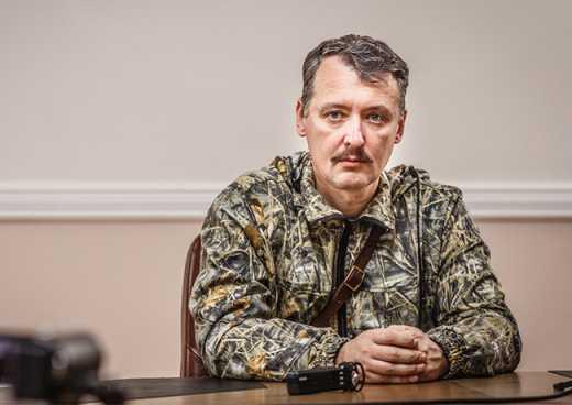 Полковник ФСБ Игорь Гиркин заявил, что Захарченко трепло и лжец