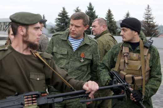 Жители Донецка требуют прекратить ведение огня артиллерии с территории города