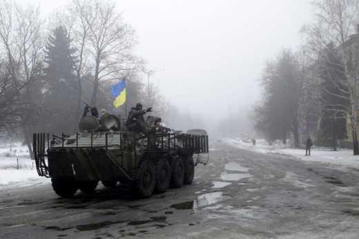 """Углегорск держим!!! Работает наша арта!! Ситуация под контролем, – боец батальона """"Полтавщина"""""""