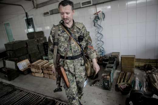 В районе Донецкого аэропорта уничтожен батальон террористов, потери зашкаливают, – Игорь Гиркин