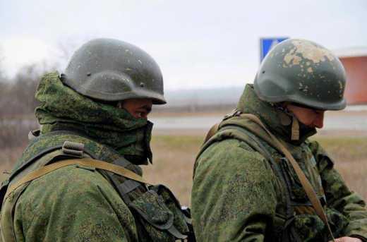 При выполнении задания в районе города Счастье русские оккупанты потеряли двух бойцов