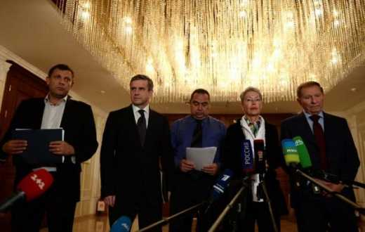 В Минске завершился очередной раунд переговоров, не принеся никаких успехов