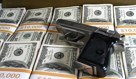 У президента предложили ввести расстрел для чиновников, которые воруют деньги армии