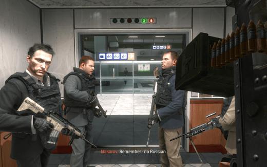 События во Франции срежиссированны разработчиками игры Call of Duty: Modern Warefare?