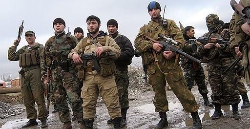 В ночь на 9 января украинские партизаны отправили на тот свет 40 боевиков