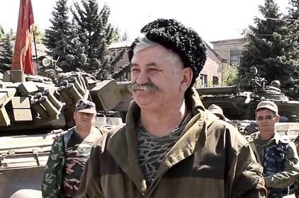 Боевики считают Путина своим императором