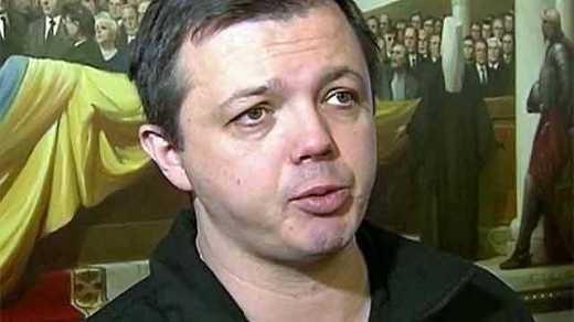 Вооруженные силы пошли в контрнаступление в районе Углегорска, – Семен Семенченко