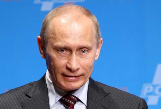 Путин подписал указ, которым уволил Сергея Лаврова