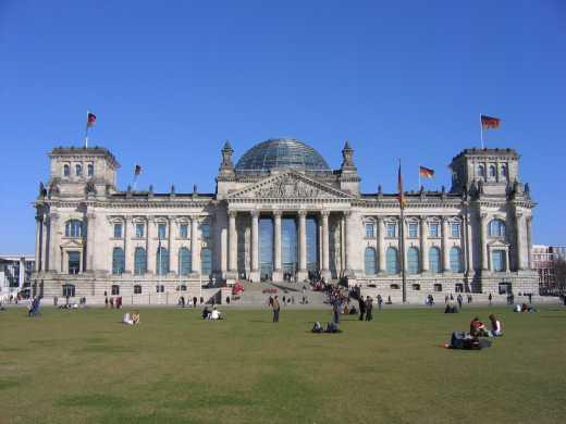 Немецкий парламент в первом чтении принял соглашение об ассоциации Украины и ЕС