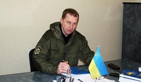 Глава МВД в Донецкой области попал под обстрел боевиков