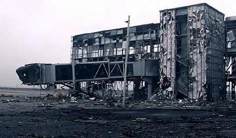 """""""Киборги"""" просят помощи в донецком аэропорту – """"Нас бьют с двух сторон танками с 400 метров и артиллерией. Поддержки нашей артиллерии нет"""""""