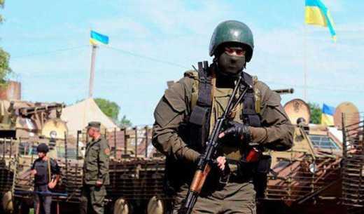 Товарищ из Донецка сообщил, что украинские БТР двигаются Октябрьским районом, – журналист