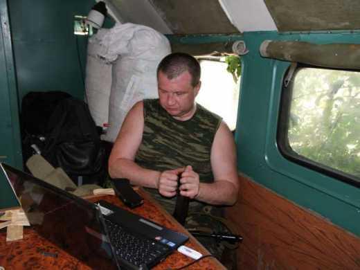 Константин Машовец: В Углегорске вата решилась на «попытку номер 3»…