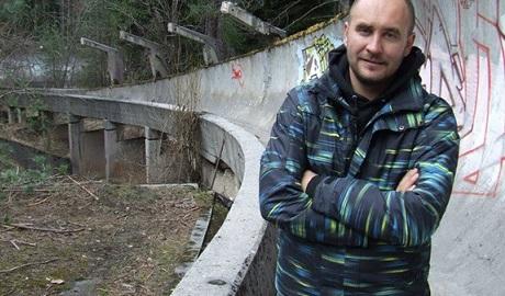 Журналист Роман Бочкала едва не погиб в зоне АТО ФОТО