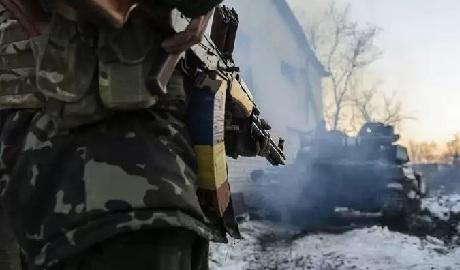 Углегорск: Артиллерия работает на отлично, включилась 95 бригада