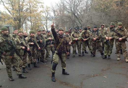 Дмитрий Тымчук: Чеченские полицейские прибыли на Донбасс, чтобы помогать террористам