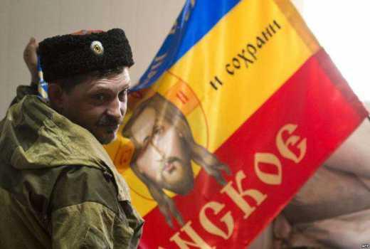 Луганские боевики расстреляли спецназ МВД РФ
