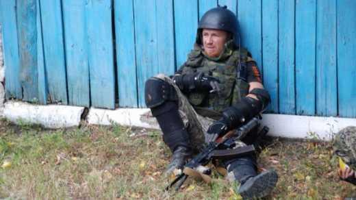 От осколка погиб террорист Моторола, – социальные сети