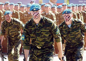 Кадыровец застрелил десантника РФ, из-за конфликта на почве неудачного штурма Донецкого аэропорта