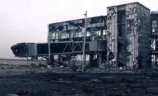 """Здание терминала рухнуло, """"киборги"""" просят срочной помощи – волонтер"""