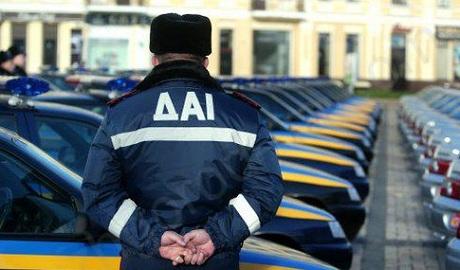 Прокуратура проводит обыск в главном управлении ГАИ