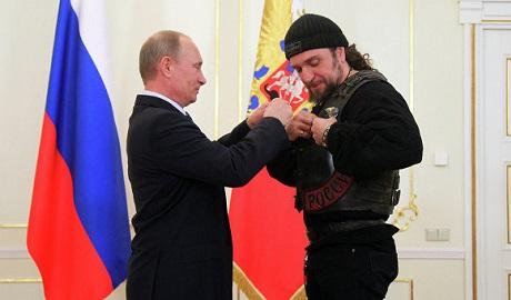 Друг Путина «Хирург» создает в России движение «Антимайдан»