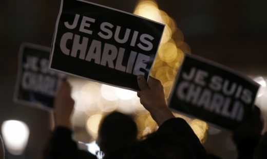 Два миллиона французов приняли участие в акции памяти жертв теракта