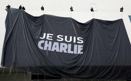 """Петр Порошенко встретился с французом украинского происхождения, который первый опубликовал известную фразу """"Je Suis Charlie"""""""