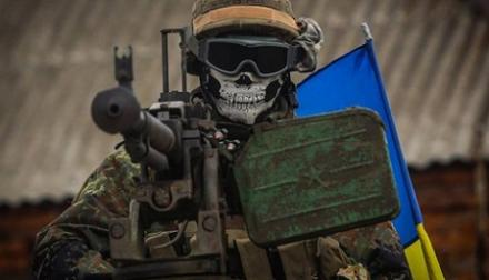 В районе Донецке рейдовой группой ВСУ было уничтожено три машины оккупационных войск РФ