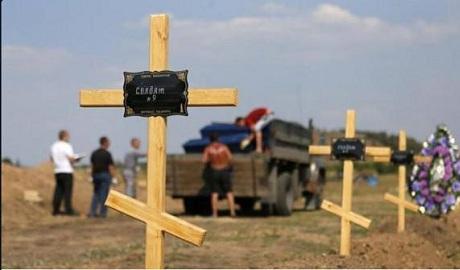 За последние три дня Россия потеряла на Донбассе 400 десантников и морпехов