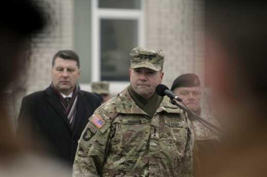 Военные США будут учить украинцев эффективной защите от российской артиллерии
