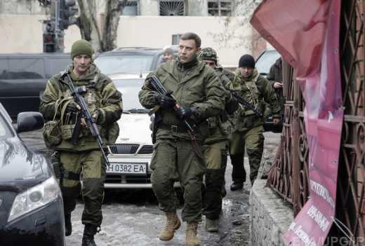 Никакого перемирия больше не будет, мы идем в наступление, — террорист Захарченко