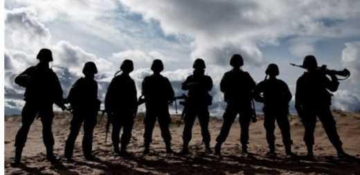 Десять террористов погибли и еще десять стоят у ворот ада: Результат диверсионной работы отряда «Тени»