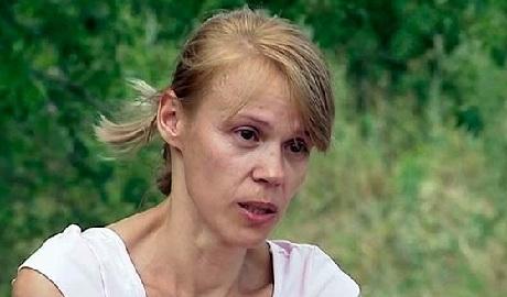 """Актриса, которая """"распяла мальчика"""" и была """"жертвой"""" теракта под Волновахой – теперь стала свидетелем обстрела троллейбуса в Донецке (ВИДЕО)"""