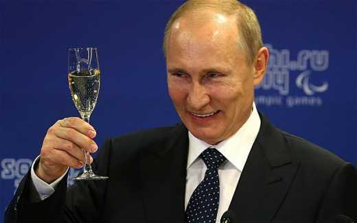 Путин посочувствовал погорельцам Сибири: «У маня как то тоже баня сгорела»