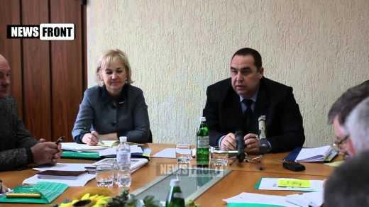 Террористы готовы сесть за стол переговоров после того, как Киев возобновит финансирование оккупированных территорий