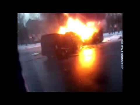 Украинская армия начала наступление на Донецк, 93 бригада углубилась в город на 2 километра, идет бой