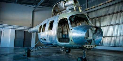 В Украине начали создавать первый ударный вертолет