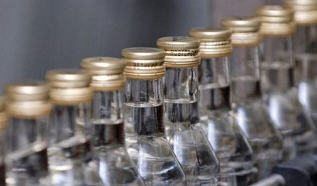 В «ЛНР» запускают собственное производство водки