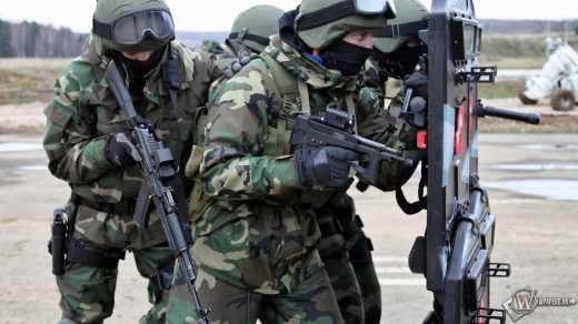Киборги взяли в плен спецназовца РФ