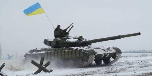 В Украине под командованием легендарного киборга создают добровольческий танковый батальон