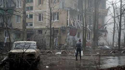 В Донецке взлетел на воздух еще один склад террористических войск РФ