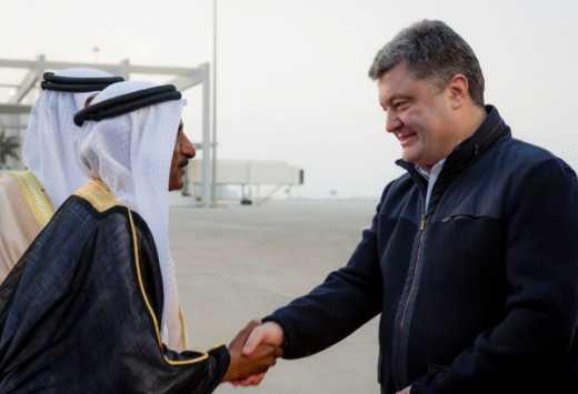 Петр Порошенко договорился о начале поставок оружия Украине