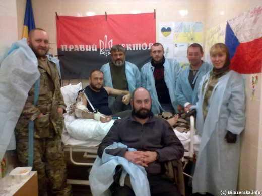 Дмитрий Ярош перенес еще одну операцию на руке