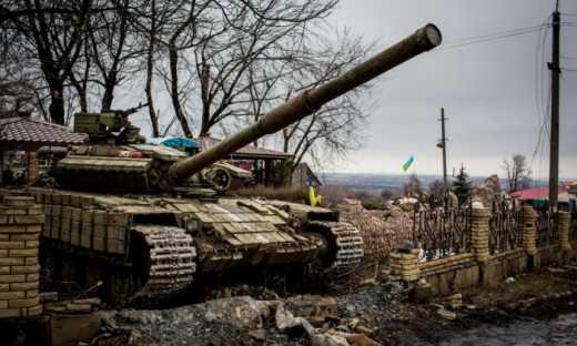 Ночь на 9 февраля вблизи Дебальцево может быть горячей, террористы стягивают резервы для решающего наступления