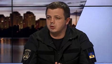 Семенченко отстранен от должности командира батальона «Донбасс» с ноября прошлого года, — пресс-служба Нацгвардии