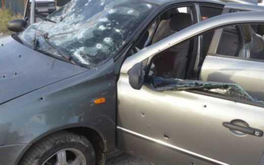 """Под Курахово исчез куратор батальона """"Киев-1"""", машина в которой он находился найдена расстрелянной"""